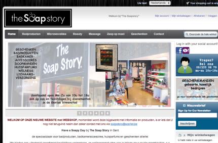 website soap story